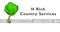 H Rich Country services